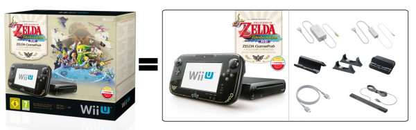 The Legend of Zelda The Wind Waker HD Premium Pack
