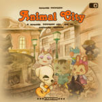 NH-Album Cover-Animal City