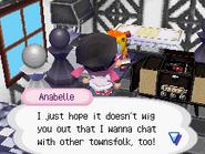 Talking Annabelle