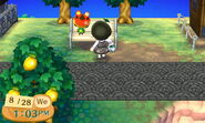 Drift ACNL Bench