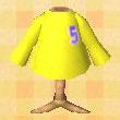 No. 5 shirt