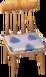 Rain alpine chair