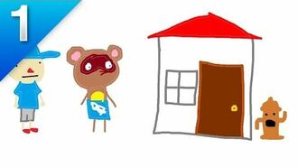 """EP. 1 · """"welcom 2 buttsville"""" The Animal Crossing Show"""