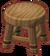 PC-FurnitureIcon-wooden stool