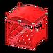NH-Furniture-Cute bed (red)