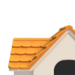 NH-House Customization-yellow tile roof