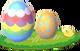 Egg toy set