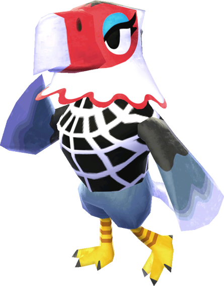 Eagle Animal Crossing Wiki Fandom Powered By Wikia