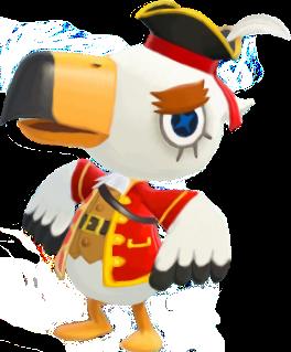 Aider Gullivarrr sur Animal Crossing New Horizons