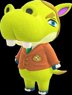 Hippeux Animal Crossing Wiki Fandom