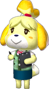 Isabelle from NL