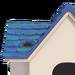 NH-House Customization-blue stone roof