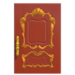 NH-House Customization-red fancy door (square)