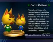 Trofeo de Cati y Catiana en SSBB