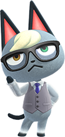 Raymond | Animal Crossing Wiki | Fandom