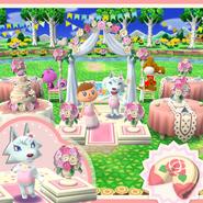 Rose Wedding Set PC