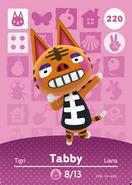 Amiibo 220 Tabby