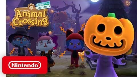Animal Crossing New Horizons Fall Update – Nintendo Switch