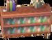 Wave alpine dresser