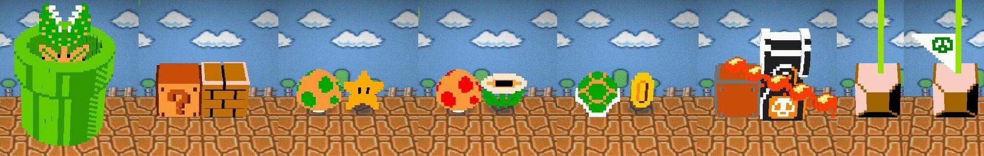 Mario Theme Animal Crossing Wiki Fandom Powered By Wikia