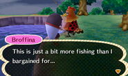 Broffina Fishing