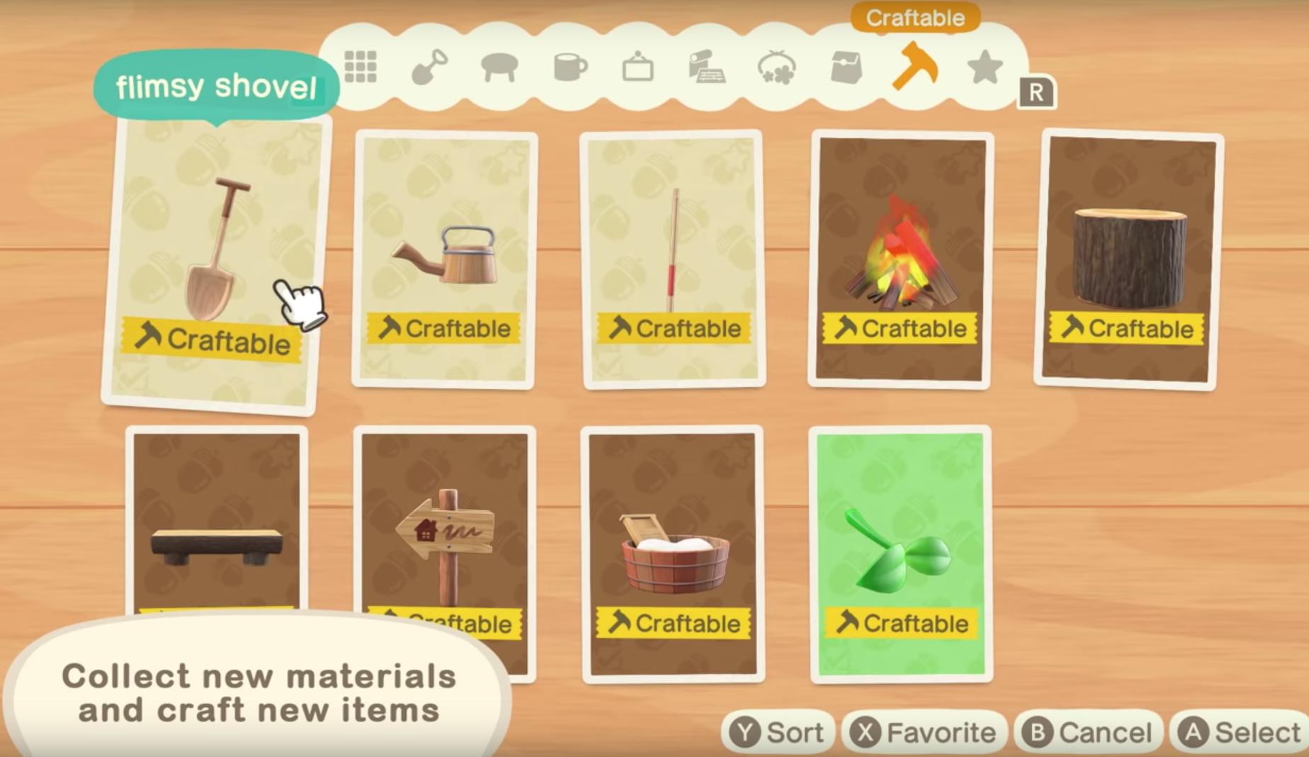 Diy Recipes Animal Crossing Wiki Fandom