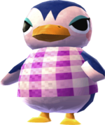 Friga - Animal Crossing New Leaf