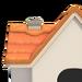 NH-House Customization-orange thatch roof