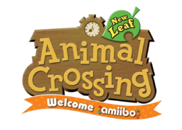 3DS AnimalCrossingNewLeaf Welcomeamiibo logo