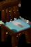 Tree alpine chair