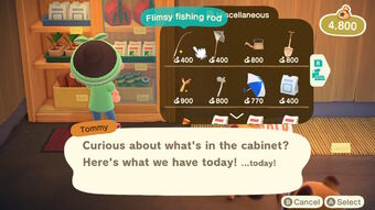 Flimsy Tools Animal Crossing Wiki Fandom