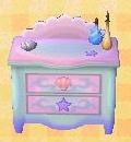 Mermaid Dresser