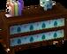 Tree alpine dresser