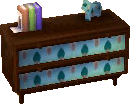 Tree alpine dresser