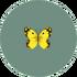 Yellow Butterfly (City Folk)