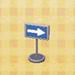 Arrow-sign