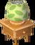 Leaf alpine lamp