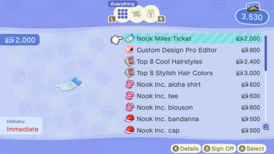 Nook Miles Ticket | Animal Crossing Wiki | Fandom