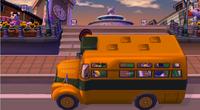 Autobús en la Ciudad
