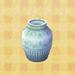 Blue-vase