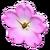 NH-Furniture-Cherry-blossom clock (pink)