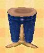 NL-dry-denim pants
