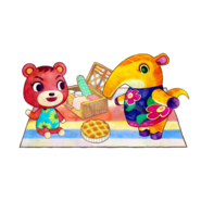 Animal Crossing - Happy Home Designer - Char 10