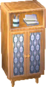 Beige alpine closet