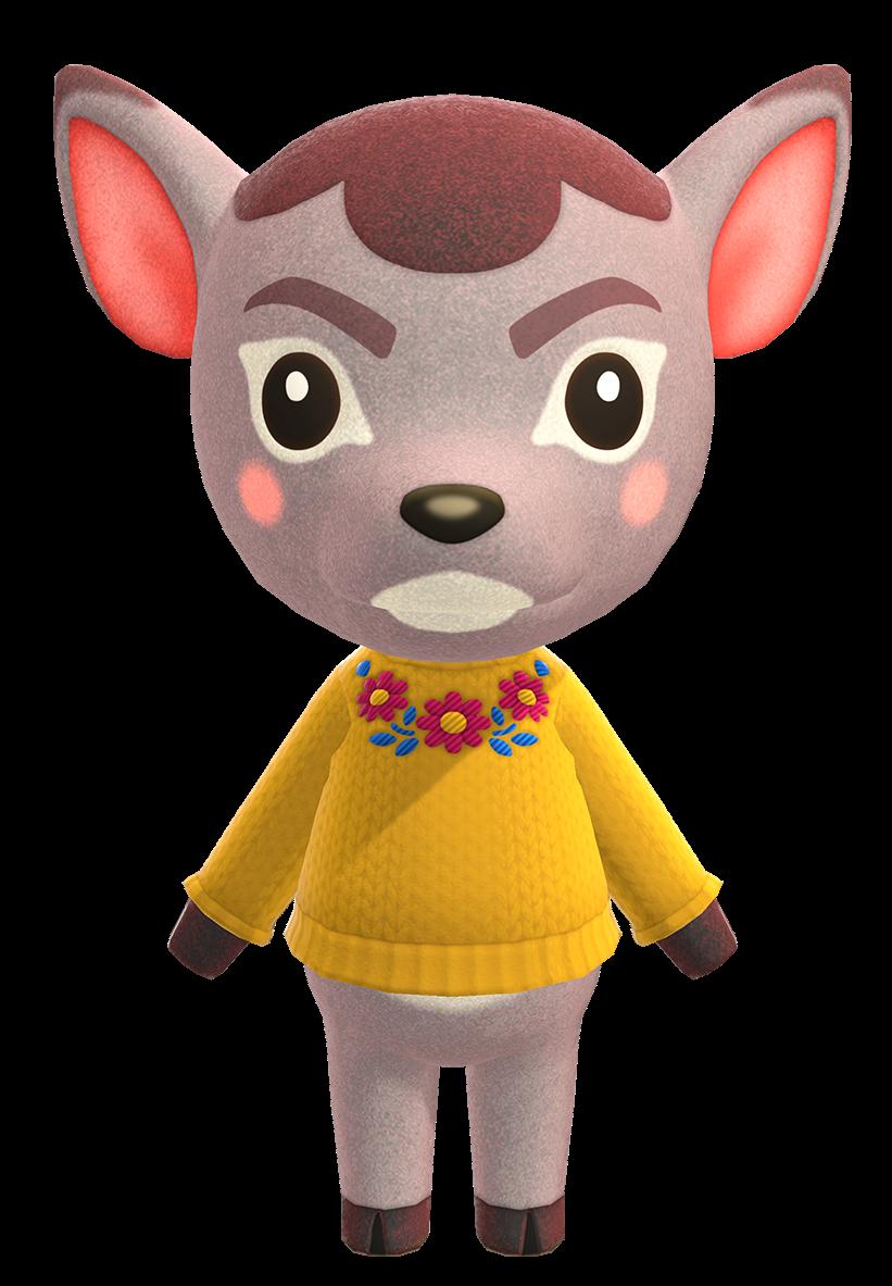 Deirdre Animal Crossing Wiki Fandom