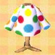 Lite polka shirt