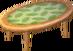 Leaf alpine low table