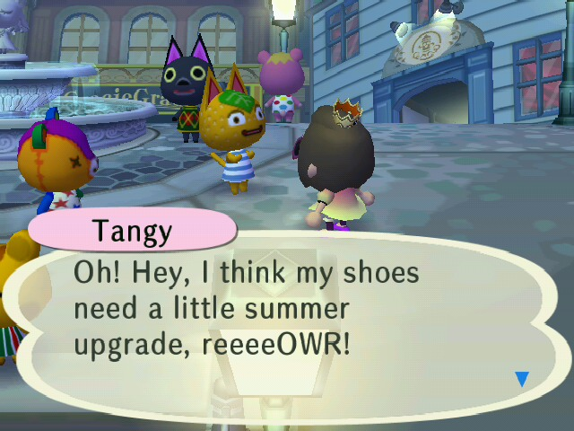 Tangy animal crossing wiki fandom powered by wikia m4hsunfo