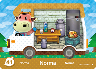 Norma Animal Crossing Wiki Fandom Powered By Wikia