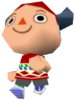 Jugador (Dōbutsu no Mori)